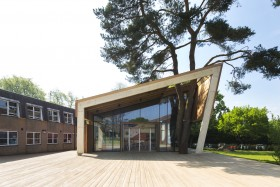 Amesbury School Visual Arts Building